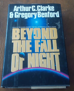 Beyond The Fall Of Night, 1990 Kitchener / Waterloo Kitchener Area image 1