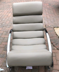 Dwell rocking chair