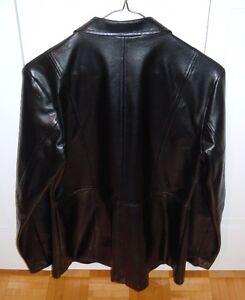 Manteau de cuir noir West Island Greater Montréal image 2