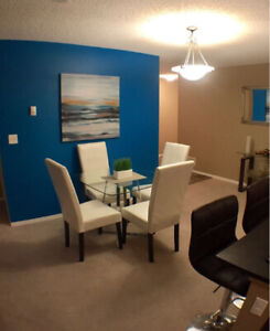 Furnished 2 Bedroom Condo for rent available in March