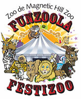 Zoo de Magnetic Hill Zoo's FunZOOla/Festi-Zoo