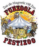 Zoo de Magnetic Hill Zoo's FunZOOla/Festi-Zoo