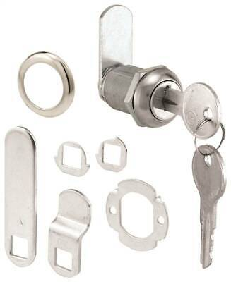 Prime Line U-9943ka Cam Lock 2 Key Die Cast Stainless Steel