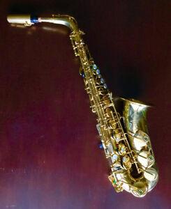 Saxophone  Alto Selmer Mk VI