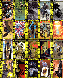 BEFORE WATCHMEN (COMPLETE 37 SINGLE-ISSUE SET) MINT CONDITION