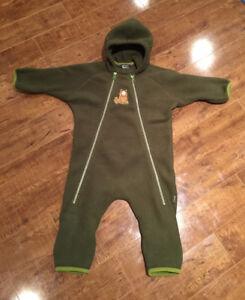MEC Fleece Bunting Suit - 12 months