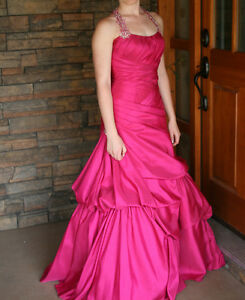 Beautiful Pink Prom Dress