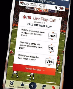 Love sports? Be the first to play our free app