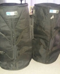 2  Protection Racket Conga Travel Bags LIKE NEW Stratford Kitchener Area image 2