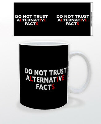 Alternative Facts Lies 11 Oz Coffee Mug Politics Usa Donald Trump Conway News