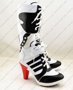 Harley quinn - suicide squad boots