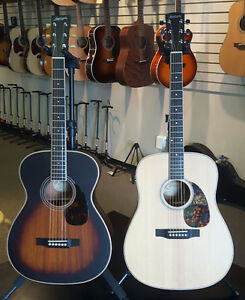 Larrivee D-03 & OM-40 Acoustic Guitars Brand New ** ON SALE **