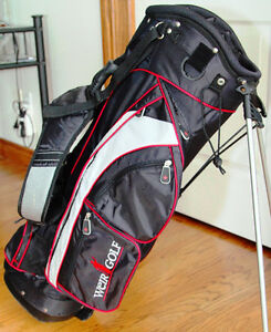 Almost New Mike Weir Carry-On / Slingshot Golf Shoulder or Cart