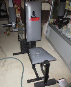 WEIDER Weight System