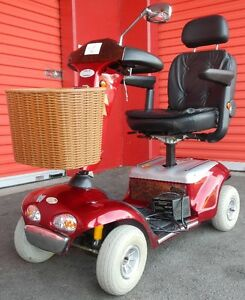 Mobility Scooter Shoprider Voyager 888SEL