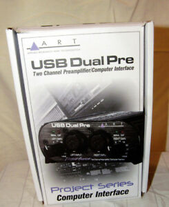 Computer USB Recording interface