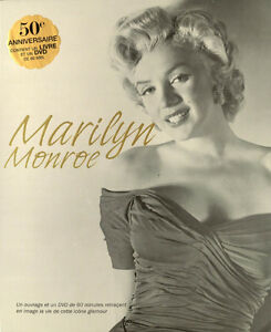 Star Hollywood Cinema vedette Marilyn Monroe 50e anniversaire
