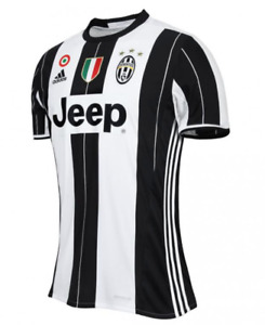 Juventus Home Jersey2016/2017-Authentic from Juve store in Italy