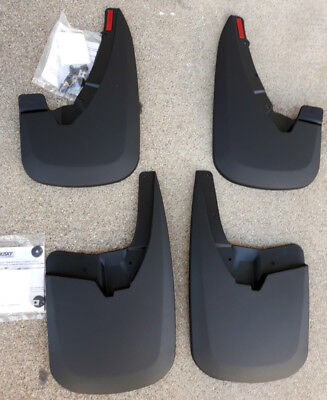 SALE HUSKY Mud Guards Front Rear 09-18 RAM 1500 2500 3500 W/OUT FENDER FLARES