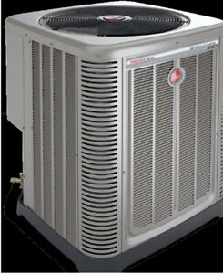 A/C  - Central Air Conditioner  -  Wanted -  1-1/2  to  3  ton
