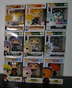 Anime / Animation Funko Pops for Sale and Trade