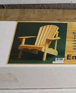 Muskoka Chair Kits