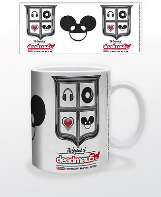 DEADMAU5-LEGEND 11 OZ COFFEE MUG MUSIC ZIMMERMAN TORONTO DJ HOUSE ELECTRONIC CAN - House Mug Music