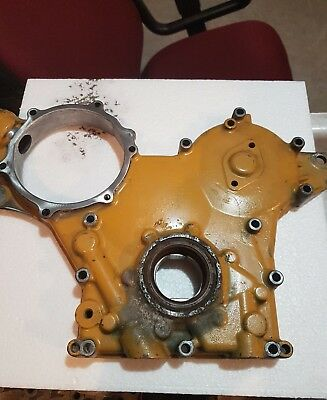 Thermo King Yanmar 2tnv70 Tripac Apu Diesel Engine Cover Oil Pump 2 Cylinder