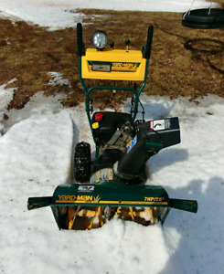GREAT LITTLE SNOWBLOWER MAY TRADE FOR SOMETHING INTERESTING