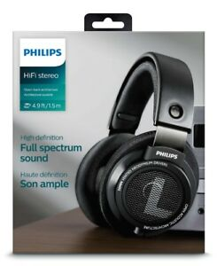 Philips shp9500s Headphones In The Box, Like New