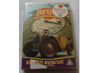 BRUM Kitten rescue & other stories children's DVD PAL can send