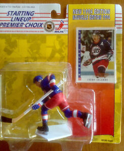 Starting Lineup NHLPA collectibles figurines