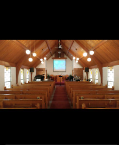 Worship and church space for rent hamilton