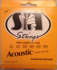 SIT guitar strings