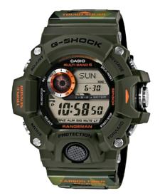 Casio G-Shock GW-9400CMJ-3JR Men in Camouflage Pattern