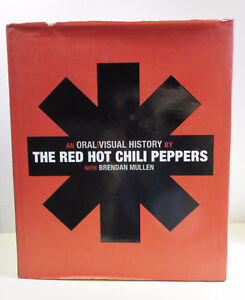 Rock n Roll Books Rush Blink-182 Red Hot Chili Peppers & More
