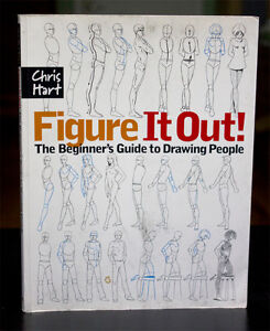 Figure it Out! The Beginner's Guide to Drawing People West Island Greater Montréal image 1