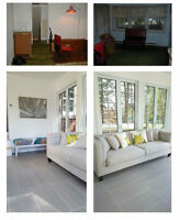 Home renovation / renovation de maison