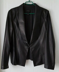 DANIER genuine leather blazer XL