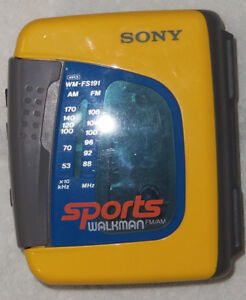 Sony walkmans  - posted price for each