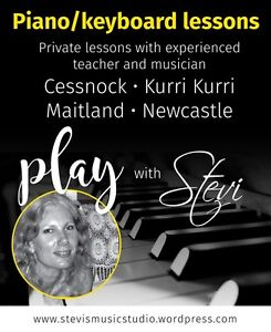 Piano/keyboard lessons - Maitland Maitland Maitland Area Preview