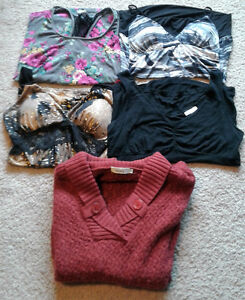 Small Shopping Bag Lot Of Size Large Women's Tops