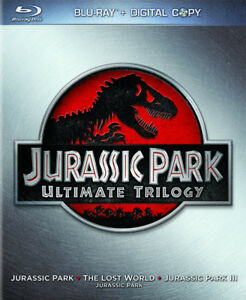 Jurassic Park Ultimate Trilogy-Blu-Ray collection - $20 OBO NIB