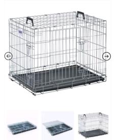 Savic residence pet's favourite dog cage