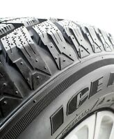 Whoop!! 275-55-20 Sailun Ice Blazer winter tires $852 set of 4!