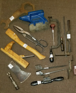 VINTAGE TOOLS 10% OFF ALL OF DECEMBER  HAMILTON ANTIQUE MALL 11J