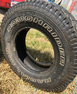 Two 265/75R16