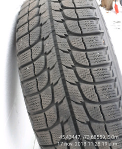 Pneus d'hiver 4 winter tires