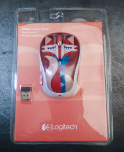 Logitech m325c Wireless Mouse (Francesca Fox)