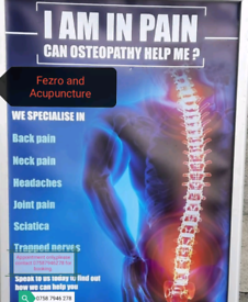 Fezro,acupuncture and full body massage
